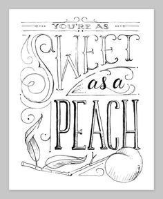 So many beautiful drawing by Marta Harding -  The First Steps of Hand-Lettering: Concept to Sketch (Lettering I) - Project Gallery - Skillshare