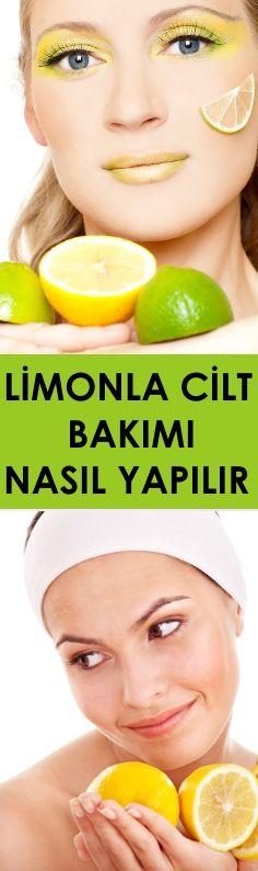 Limonla Cilt Bakımı Nasıl Yapılır