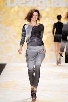 Desigual Fall 2014 Ready-to-Wear Runway - Desigual Ready-to-Wear Collection