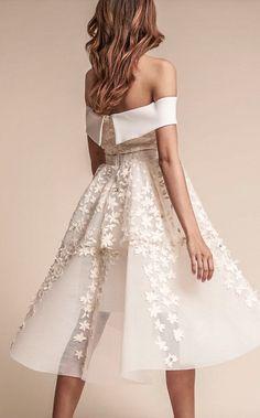 Featured Lace Wedding Dress: BHLDN; www.bhldn.com