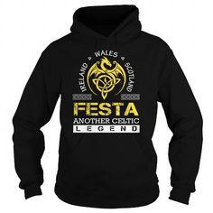I Love FESTA Legend - FESTA Last Name, Surname T-Shirt T shirts