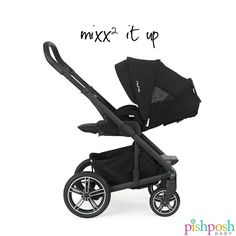 We are now accepting pre-orders for the Nuna USA Mixx2 stroller! It's the sleek silhouette we've come to love, with some upgrades for 2017: fabric covered sides, hand-stitched leather-like handlebar, and more!   http://www.pishposhbaby.com/nuna-mixx-2017.html