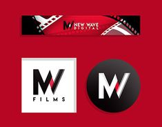 """Check out new work on my @Behance portfolio: """"New Wave FIlms/Digital Graphics"""" http://be.net/gallery/63945317/New-Wave-FIlmsDigital-Graphics"""