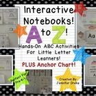 Have you been reading all about interactive notebooks/journals and wondering how to implement it in your PreK-1 classroom? Need hands-on activities...