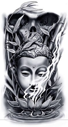 50 Brilliant Buddha Tattoos And Ideas With Meaning best buddha tattoo d.- 50 Brilliant Buddha Tattoos And Ideas With Meaning best buddha tattoo designs ideas men women Buddha Tattoo Design, Buddha Tattoos, Buddha Tattoo Meaning, Lotus Tattoo Design, Tattoos Arm Mann, Body Art Tattoos, Tattoo Drawings, Sleeve Tattoos, Hand Tattoos