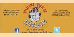 Best snoballs in the world !