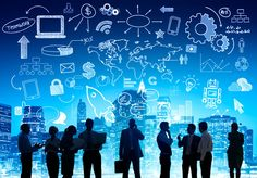 4 Ways to Build a Career Network Using Technology