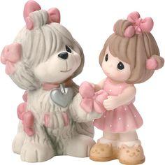 """Precious Moments """"Love Is Patient"""" Bisque Porcelain Figurine  164016 -  JCPenney 0d815ef3fcb2"""