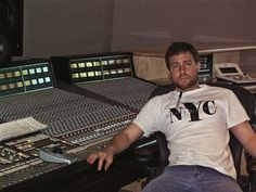 Chris Juried at a Solid State Logic SL 9000J Series Console!