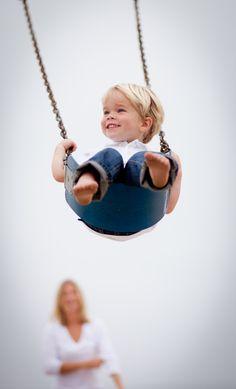 Swinging so High