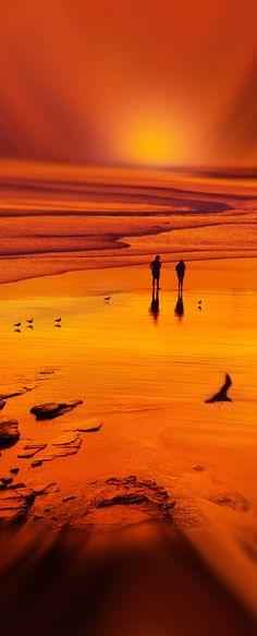 ♥ Sunset Beach