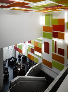 Wall/Soffit mounted acoustic panels