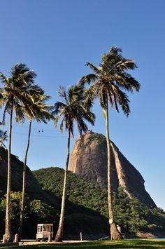 Urca, Rio de Janeiro, RJ #Brasil #PãoDeAçucar
