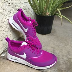 Women's Nike Air Max Thea Brand new with the original box it no lid. No Trades/PayPal/Mercari  Use Offer Button to Negotiate Nike Shoes Athletic Shoes