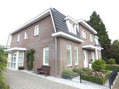 Twee kapper eigentijds jaren 30 woonsubliem heideslag wehl janneke wonen pinterest - Entree eigentijds huis ...