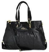 Coach Ashley Black Leather Carryall 19243 Classic and gorgeous Coach Ashley Leather Carryall Satchel Bag in black leather. Spacious to carry all your essentials in style. Great for any occasion.