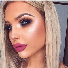 makeuphall: IG: bybrookelle Classsybeauty