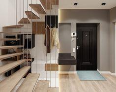 Lviv Duplex Apartment Designed by Leopolis for a Young, Active Couple 8