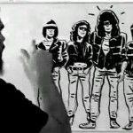 Blitzkrieg Bop, The Ramones, x el grosso de Dr. Alderete!