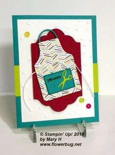 Apron of Love swap card