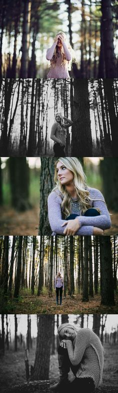 cool Trendy girl senior photos - St. Louis Senior Pictures - senior girl poses - St. ...
