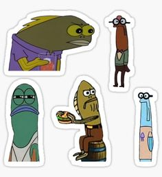 Spongebob Squarepants stickers featuring millions of original designs created by independent artists. Meme Stickers, Tumblr Stickers, Cool Stickers, Printable Stickers, Macbook Stickers, Phone Stickers, Desenhos Halloween, Homemade Stickers, Aesthetic Stickers