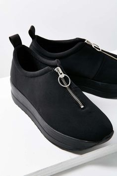 Vagabond Casey Zip Sneaker - Urban Outfitters