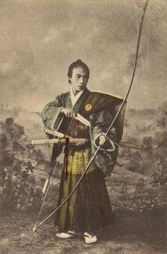 The Samurai Archer - 弓道