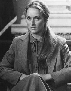 Meryl Streep in Kramer, Kramer (1979)