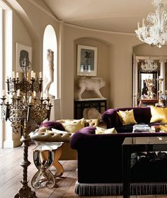 La Dolce Vita: Dream Home: The Purple Bow