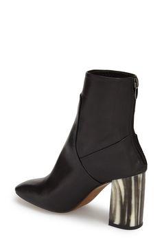 hot sale online 25238 3eaef Topshop  Muse Bone Heel  Bootie (Women)   Nordstrom
