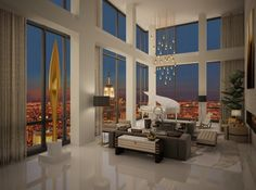 First Look Inside The #Trump Tower #Vancouver #Penthouse