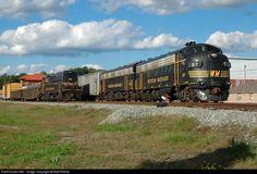 RailPictures.Net Photo: WVC 67 West Virginia Central Railroad EMD FP7 at Elkins, West Virginia by Matt Reese