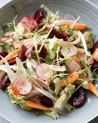 Chopped Salad from New Orleans' August // More Delicious Salads: http://www.foodandwine.com/slideshows/salads #foodandwine