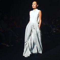 @three.clothing #LakmeFashionWeek