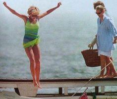 12-Diana & Dodi, Holiday,1997 (202)