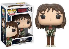 Boneca da Joyce (Winona Ryder) - Funko Pop Stranger Things