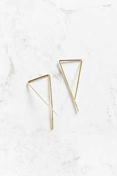 Urban Renewal MAU Angle Slip-On Earring