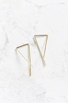 Urban Renewal MAU Angle Slip-On Earring