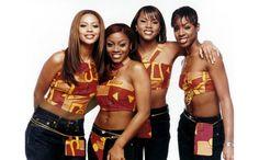 Tina Knowles' 10 Wildest Costumes for Destiny's Child Tina Knowles, Beyonce Knowles, Bffs, Beyonce Halloween Costume, Halloween Costumes, Farrah Franklin, Black Girl Groups, Destiny's Child, Black Barbie