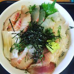 海鮮丼() #浜田市 #海鮮丼