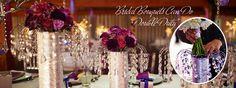 Bridal Bouquet Wedding Centerpieces