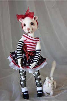 Rattie & Nadoo by Liz Frost