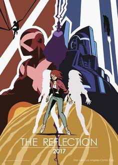 Nuevo vídeo promocional del Anime The Reflection de estudio DEEN y Stan Lee.
