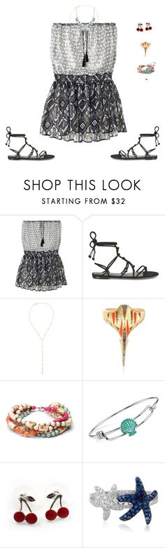 """""""cap #07"""" by natashaaveiga ❤ liked on Polyvore featuring Victoria's Secret, Rebecca Minkoff, Jacquie Aiche, Venyx, TOMS, Disney, Effy Jewelry and INC International Concepts"""