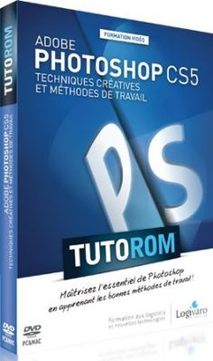 Formation Adobe Photoshop CS5 (Tutoriel sur DVD par Thierry Buanic) Adobe Photoshop, Software, Graphics, Graphic Design, Charts