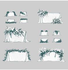 Wedding Backdrop Design, Wedding Flower Design, Flower Bouquet Wedding, Floral Wedding, Diy Wedding, Dream Wedding, Wedding Designs, Elegant Wedding, Wedding Table Toppers