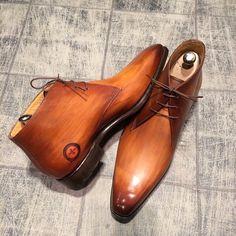 best loved 01296 159a5 Clearwood  custom  Stivali Da Uomo, Gli Uomini Si Vestono, Scarpe  Eleganti