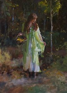 Spring by artist Tammy Callens. #fineart found on the FASO Daily Art Show - http://dailyartshow.faso.com