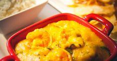 Découvrez cette recette de Bobo aux crevettes pour 4 personnes, vous adorerez!
